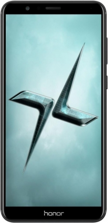 Смартфон Honor 7X 64GB Black