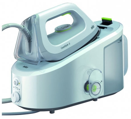 Braun 12830001 IS3022WH CareStyle 3 Eloxal 3D